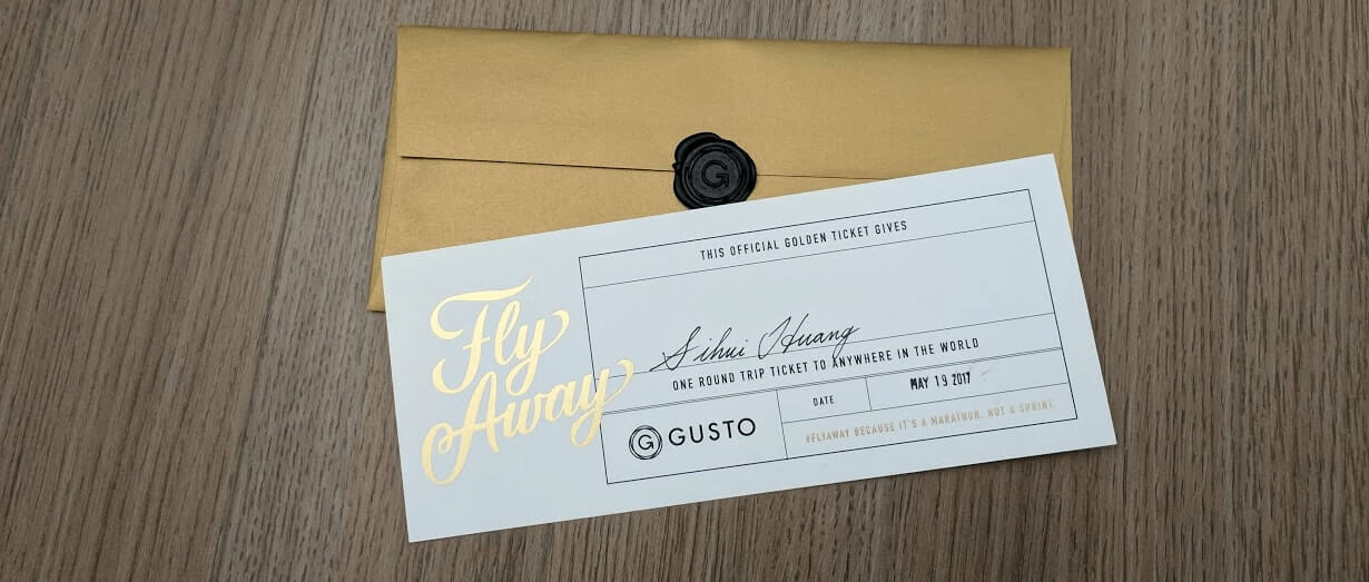 One Year at Gusto — the 15 things I learned